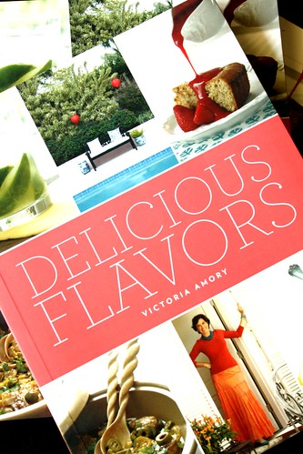 Delicious Flavours by Victoria Armory