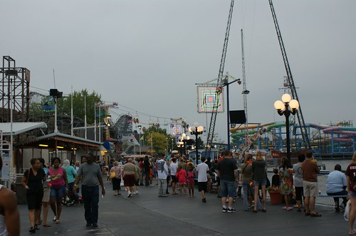 Indiana Beach Boardwalk- Day