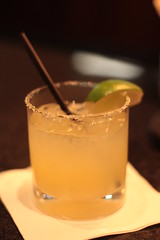 Coast Restaurant - pineapple margarita