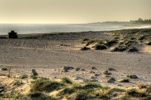 Zahora beach. Cadiz. Playa de Zahora