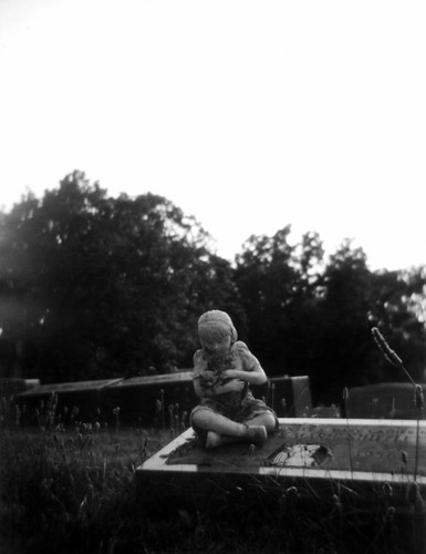 Cemetery Child