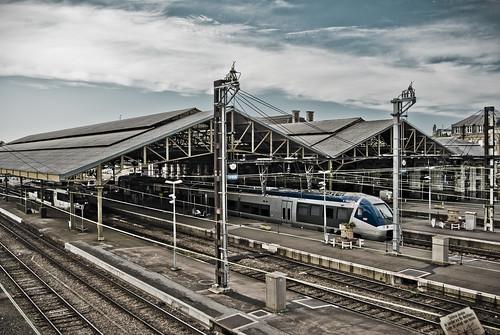 Gare de Brive-la-Gaillarde