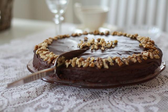 Anne-Lises sjokoladekake