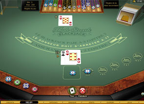 Blackjack High Streak