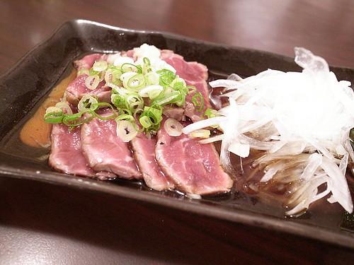 和幸日本料理生牛肉