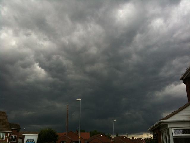 Ominous Clouds 2