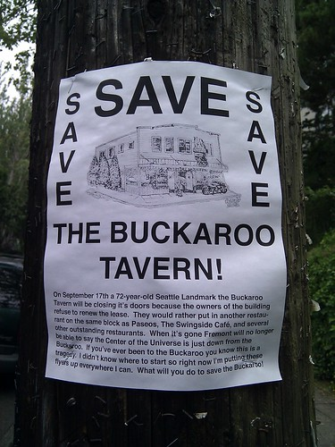 Save the Buckaroo