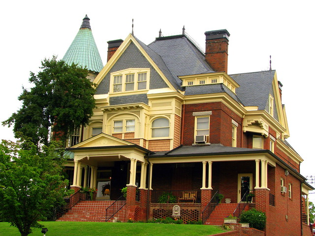 Neat house in Greeneville, TN
