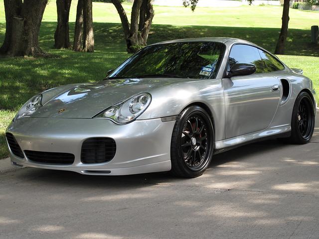 HRE Porsche 996 Turbo by HRE Wheels