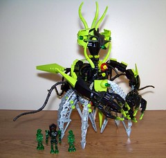 LEGO - Mars Mission - Alien Queen (Slayerdread) Tags: female lego alien egg queen spawn marsmission