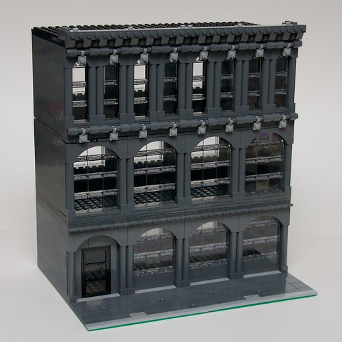 New/Improved Buildings for BrickFair 4861143499_10ec543078_d