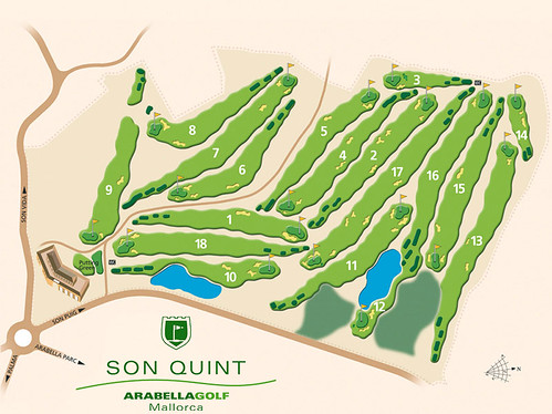 Golf Son Quint - (c) arabellagolf.com