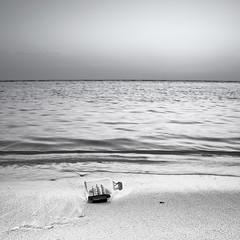 Silver Story (Khaled A.K) Tags: sea bottle ship jeddah saudiarabia khaled kashgari kashkari