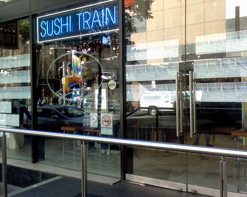 Sushi Train $3 August