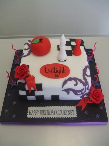 CAKE - TWILIGHT THEME