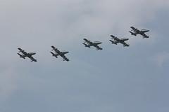 Alenia Aermacchi MB-339PAN (Frecce Tricolori) (Gyula Rcz / Spawn / HTKA.hu) Tags: show italy hungary air airforce frecce alenia kecskemet mb339pan