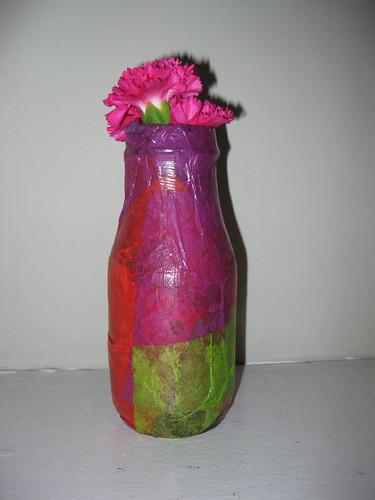 Ezra's vase