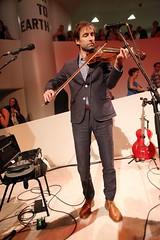 Dark Sounds Concert SeriesDark Sounds Concert Series: Andrew Bird and Ian Schneller (Solomon R. Guggenheim Museum) Tags: ny newyork guggenheim andrewbird guggenheimmuseum solomonrguggenheim darksounds ianschneller