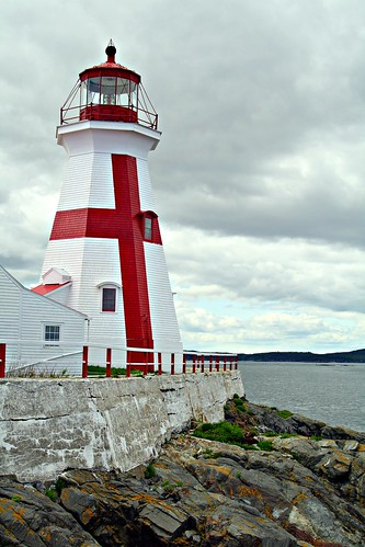 East Quoddy Head Lighthouse, Maine