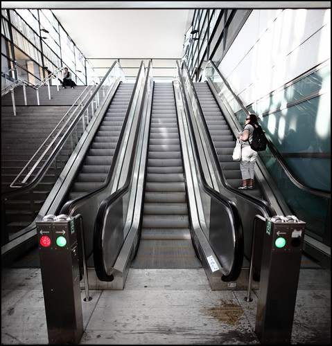 Escalator