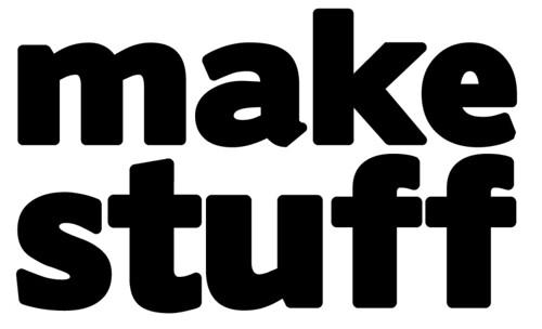 Make Stuff Lettering