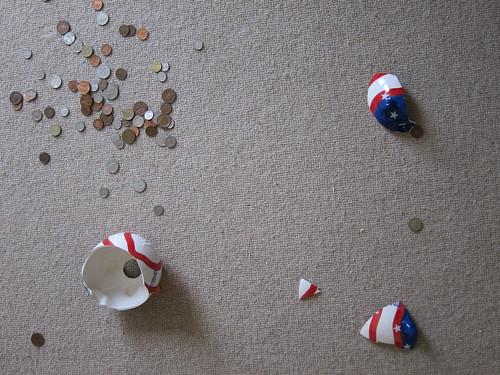 Liquidating assets