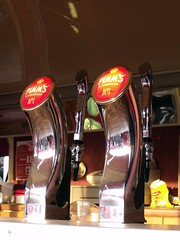 Pimm's on tap