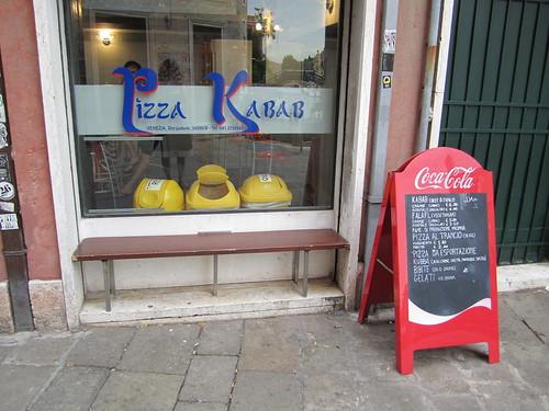 Pizza Kabab