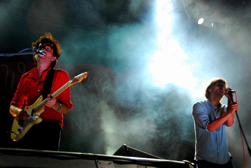 Phoenix at Lollapalooza