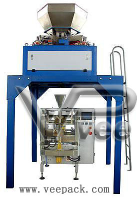 VFFS-5000D Automatic weighting Packaging Machine Unit (3)-- Vee Machinery