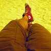 Yellow and Red (Deep-Fried Goodness) Tags: shoes converse chucks allstars chucktaylor