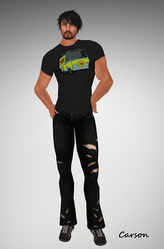 [ JP ]dsg. Sneakers  MultiChange  GROUPGIFT ~GW~ Special Edition BirdLove Jeans (GIFT) ALH [arnadi] - Tshirt Mistery Machine boy sub-o