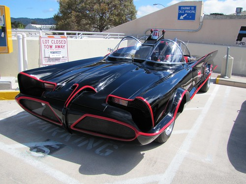 The '66 Batmobile