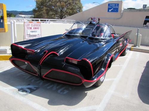The '66 Batmobile