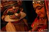 Keechakan & Malini (H·A·R·E·E) Tags: art dance kerala kathi keralam kathakali classicaldance malini panchali sigma70300mmf456apodgmacro minukku canoneos450d sairandhri kalamandalamvijayakumar drisyavedi keechakan canondigitalrebelxsi keechakavadham kalamandalamsoman