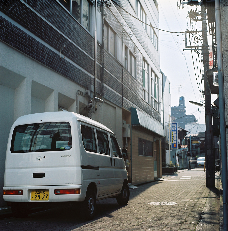 青梅 昭和の町 散策
