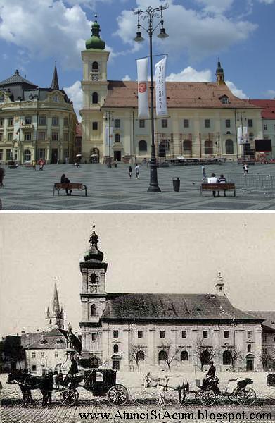 Sibiu - Biserica Catolica