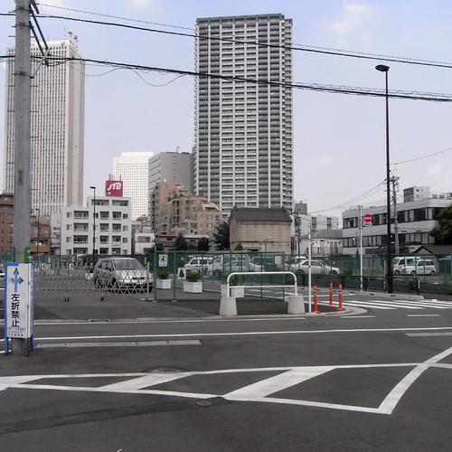 Tokyo Streetcar Zoshigaya Sta. 04