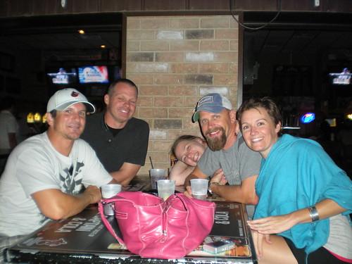 Bobby, Jeff, Marcie, Di, Bill in Madison