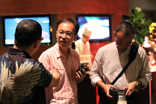 Citibank & Bloggers at 10@Claymore