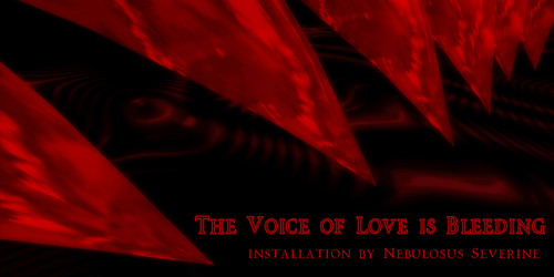 The Voice of Love is Bleeding