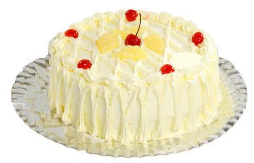 receita facil glace para bolo