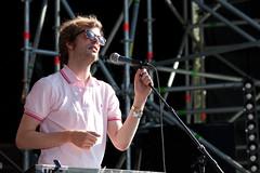 The Casiokids på Øyafestivalen 2010