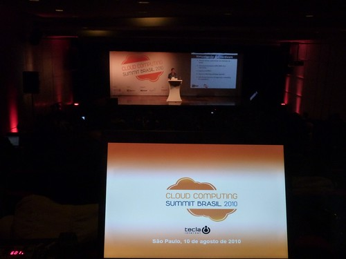 Cloud Summit 2010