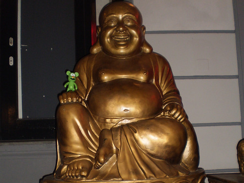 33a/52 - Friendly Buddha