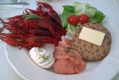 Fika Crayfish Platter