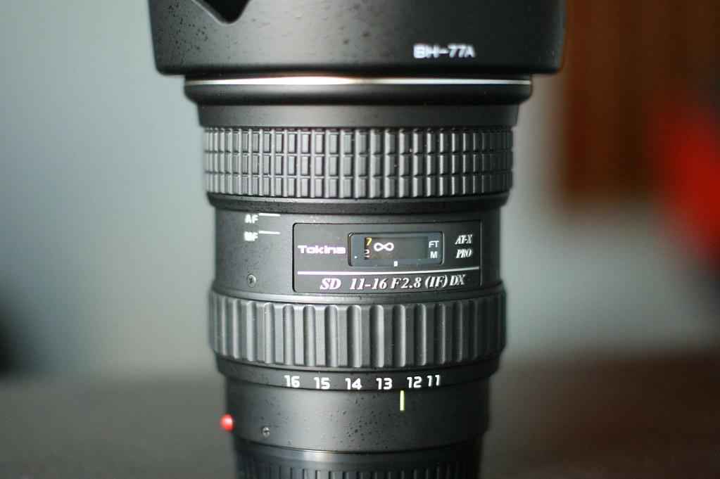 Tokina 11-16 F2.8 for Sony