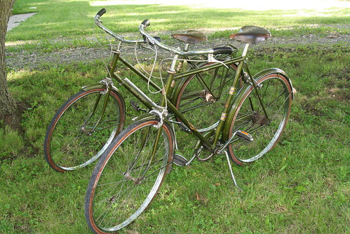 Vintage Raleigh Roadsters