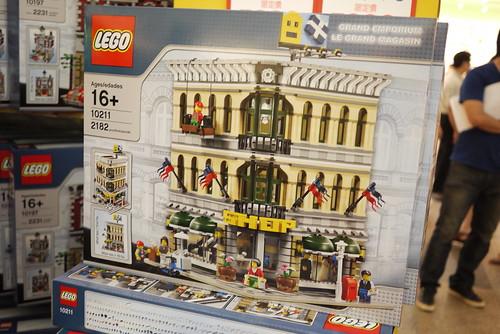 LEGO10211百貨公司