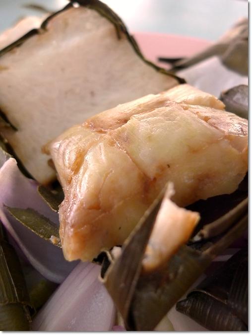 Grilled Ketupat
